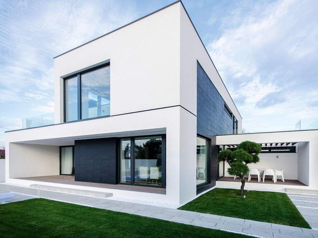puristic architecture | House Goals | Pinterest | Fotogalerie ...