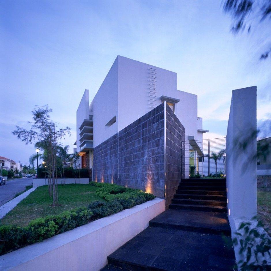 House E by Agraz Arquitectos | House ◇ | Pinterest | Architecture ...