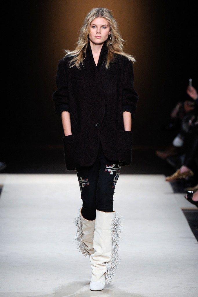 5f62184a8c0 Isabel Marant Fall 2011 Ready-to-Wear Fashion Show | Isabel Marant ...