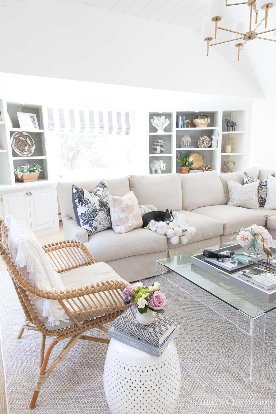 Four Spring Decorating Must Haves That Will Put You Ahead Of The Game For Summer Driven By Decor Spring Living Room Decor Living Room Designs Affordable Living Rooms