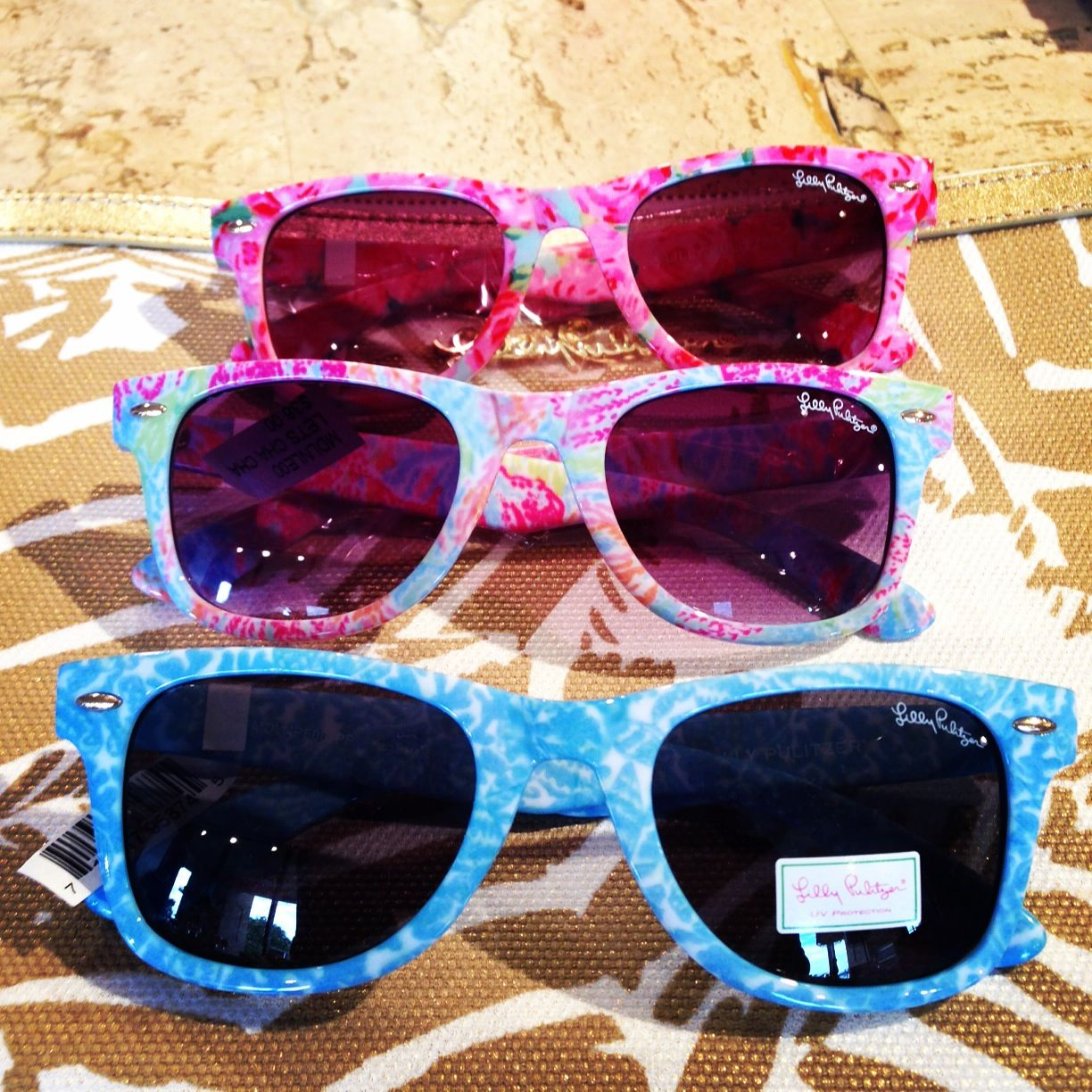 Lilly Pulitzer Madeline Sunglasses #lilly #firstimpression ...