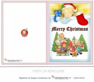 Immagini Di Natale Da Stampare Gratis.Biglietto Da Stampare Gratis Biglietto Natalizio Biglietti Di Natale Natale