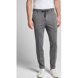 Jersey pants Energy in medium gray mottled JoopJoop! -  Jersey pants Energy in medium gray mottled JoopJoop!  - #businesscasualpantswomen #Energy #Gray #Jersey #JoopJoop #ladiesofficewear #Medium #mottled #pants