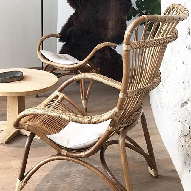 Monet Chair Regram Casa57 Sikadesign Rattan