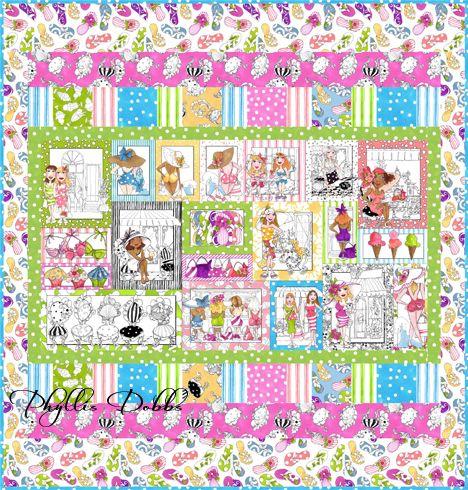 Quilting Treasures Free Patterns | Free quilt pattern for Quilting ... : quilting treasures patterns - Adamdwight.com