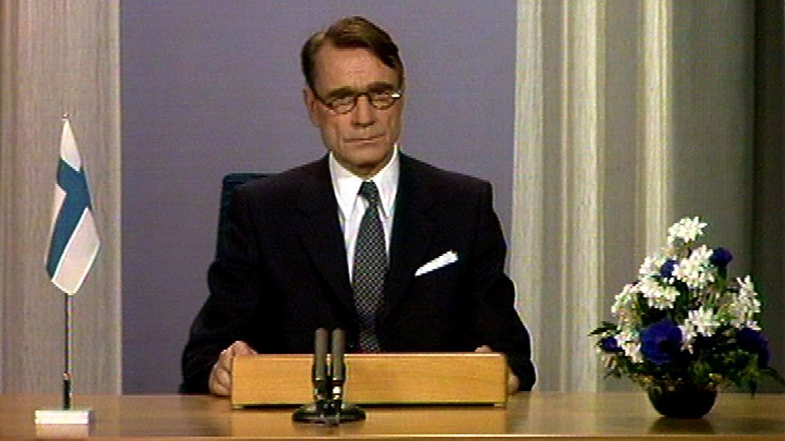 Mauno Koivisto toimi presidentin sijaisena syksyllä 1981, kun Kekkonen estyi sairauden vuoksi hoitamaan tehtäviään. Virkaa tekevä presidenttiys antoi Koivistolle ennakkosuosikin aseman tuleviin valitsijamiesvaaleihin.