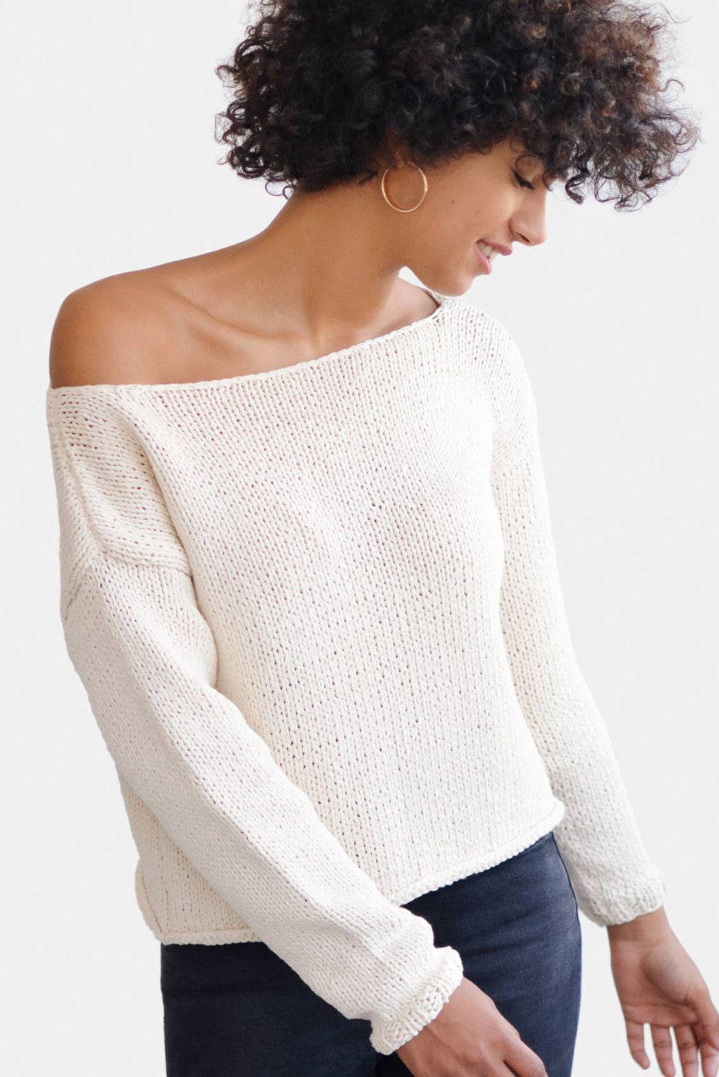 379d60229 Oversized Sweater