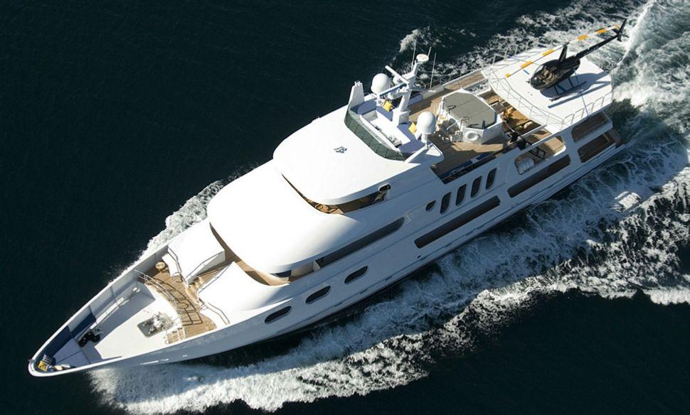 Inside howard leights 10000000 leight star yacht