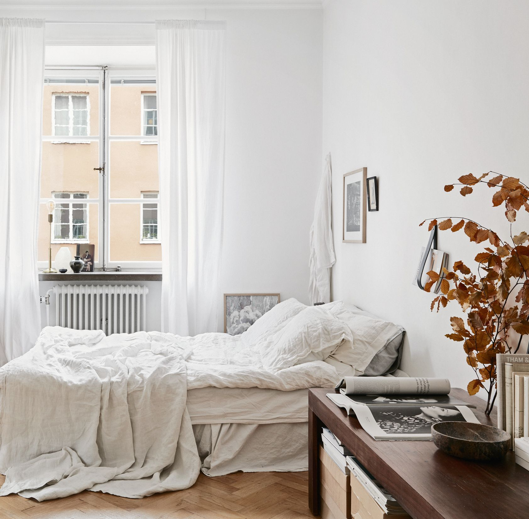 Home in the fall mood   COCO LAPINE DESIGN   Bedroom decor ...