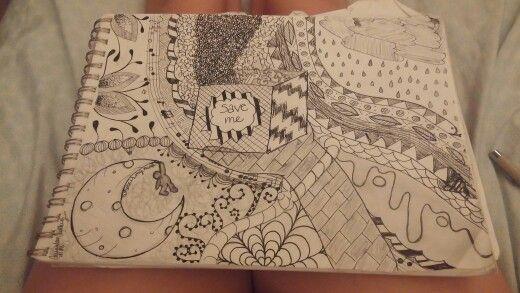I finished my drawing. I think it looks good