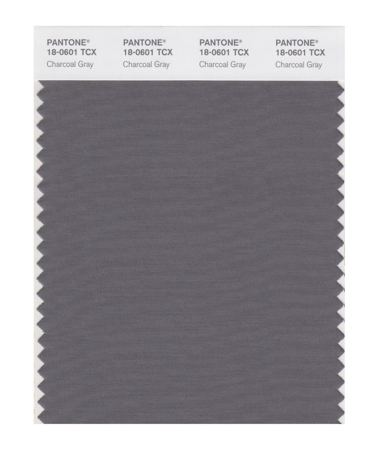 Pantone smart swatch 18 0601 charcoal gray if you are for Light gray color swatch