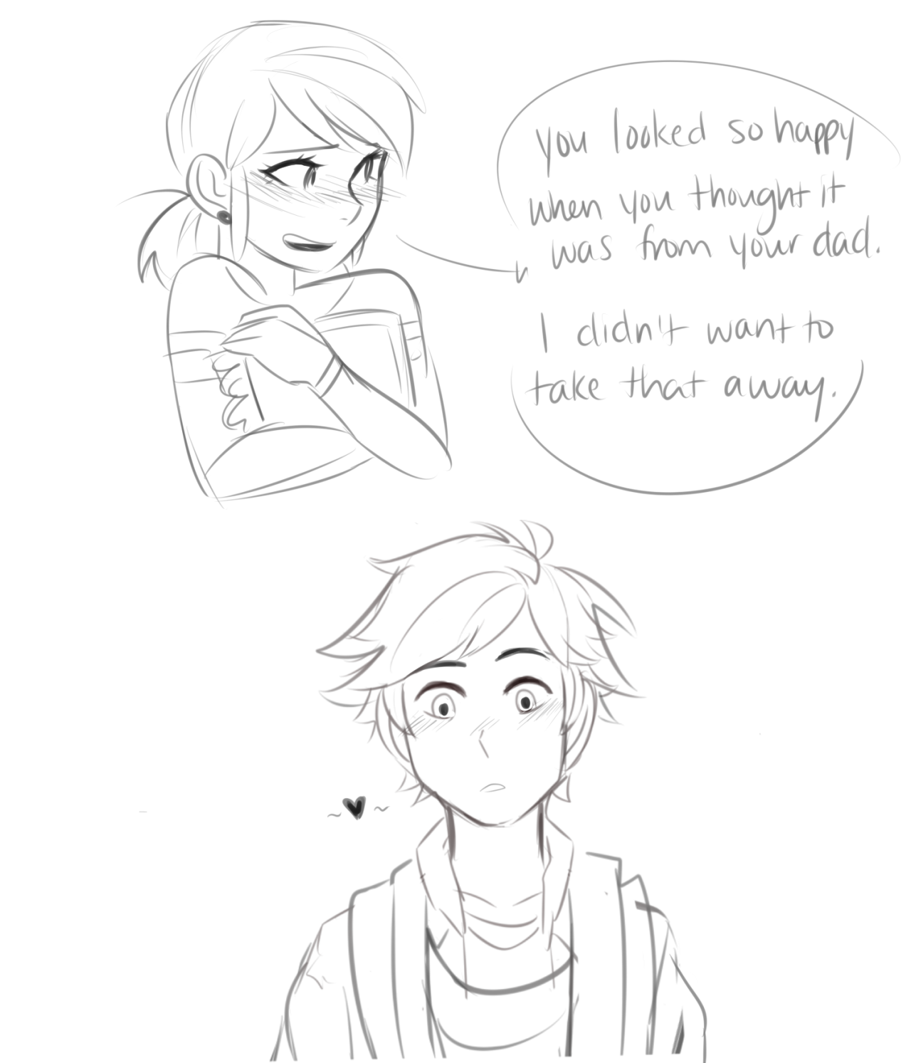 And Ladybugs Too — taylordraws: sorry this is so long! and...