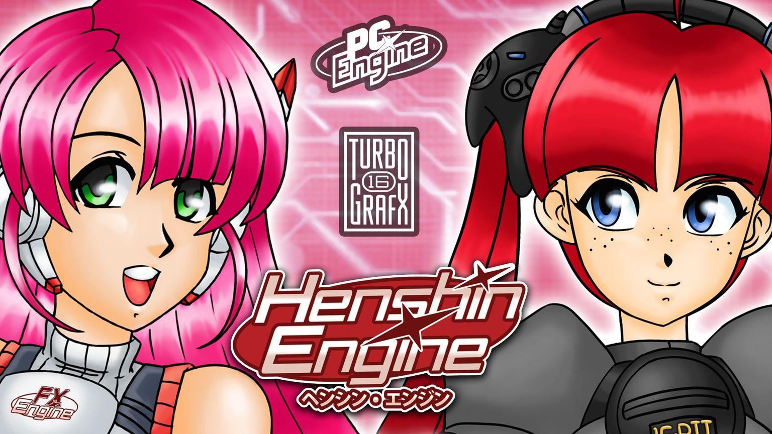 Henshin engine is a new 2d action platformer developed for