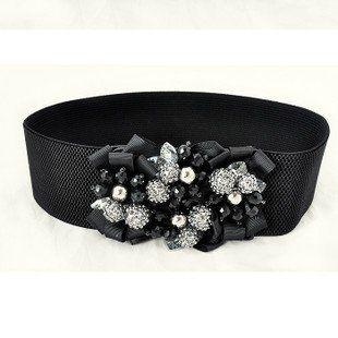 elastic women's belt~