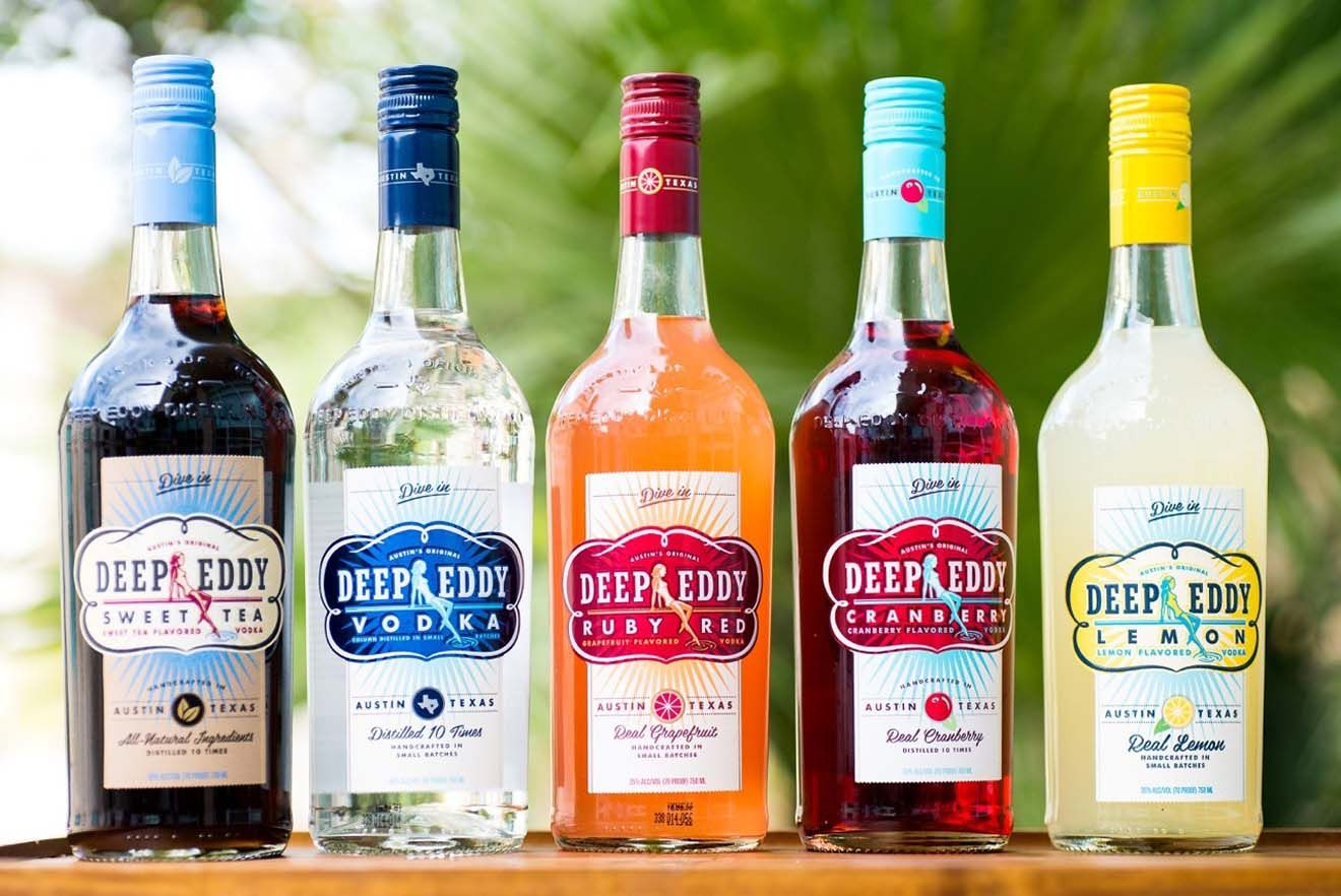 Heaven Hill Brands Adds Deep Eddy Vodka to Portfolio of Leading Brands