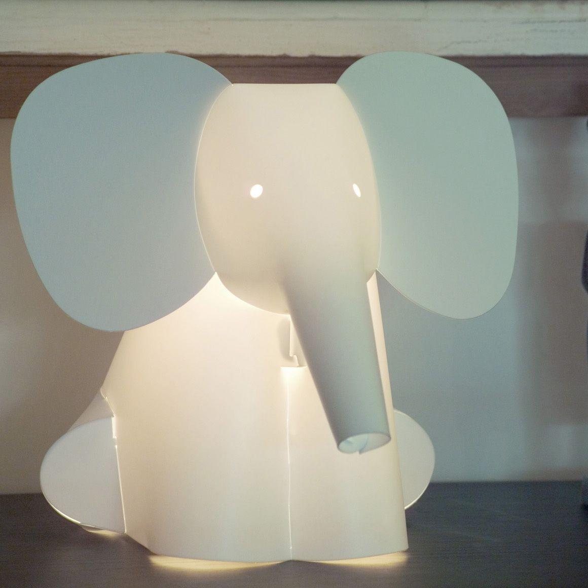 Zzzoolight Elephant Table Lamp | Devan\'s Room | Pinterest