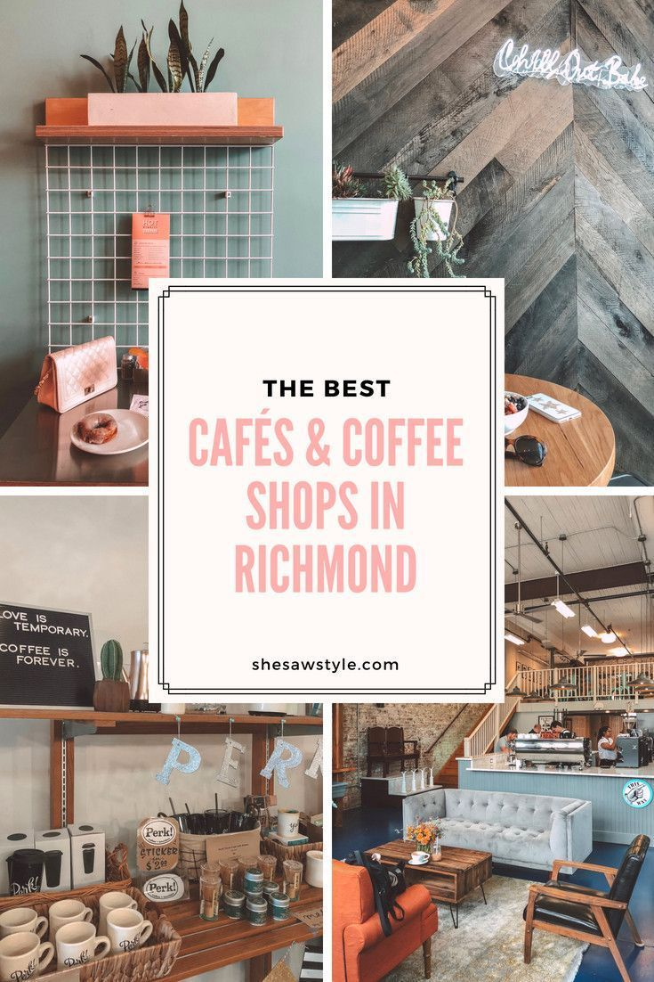 The Best Cafés and Coffee Shops in Richmond Cool cafe