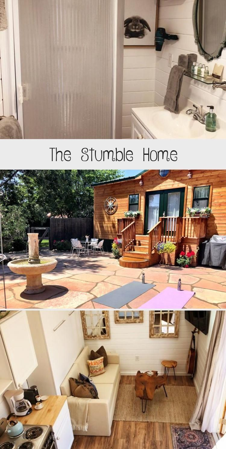The Stumble Home in 2020 Tiny house living, Updating