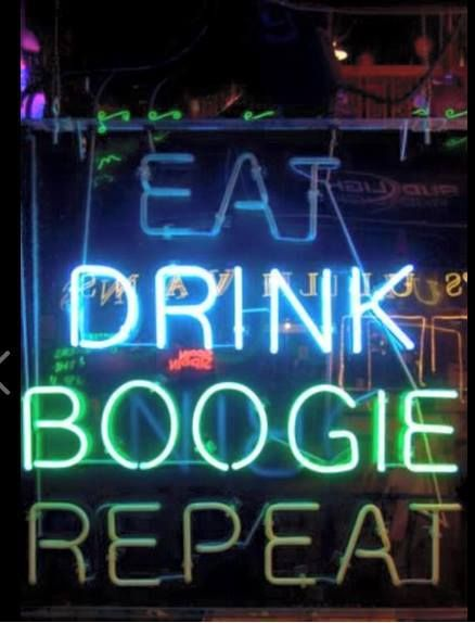 Boogie, repeat...