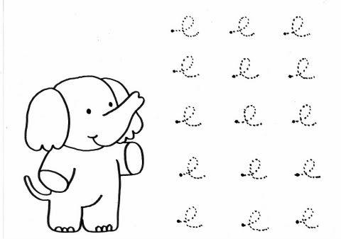 Aprestos De Vocales Para Imprimir Imagui Prelectura