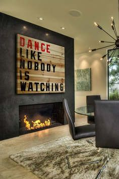 Love A Well Decorated Fireplace Sometimes It Just Takes One