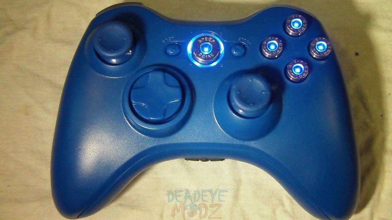 Xbox 360 Controller Custom Xbox 360 Custom Modded...