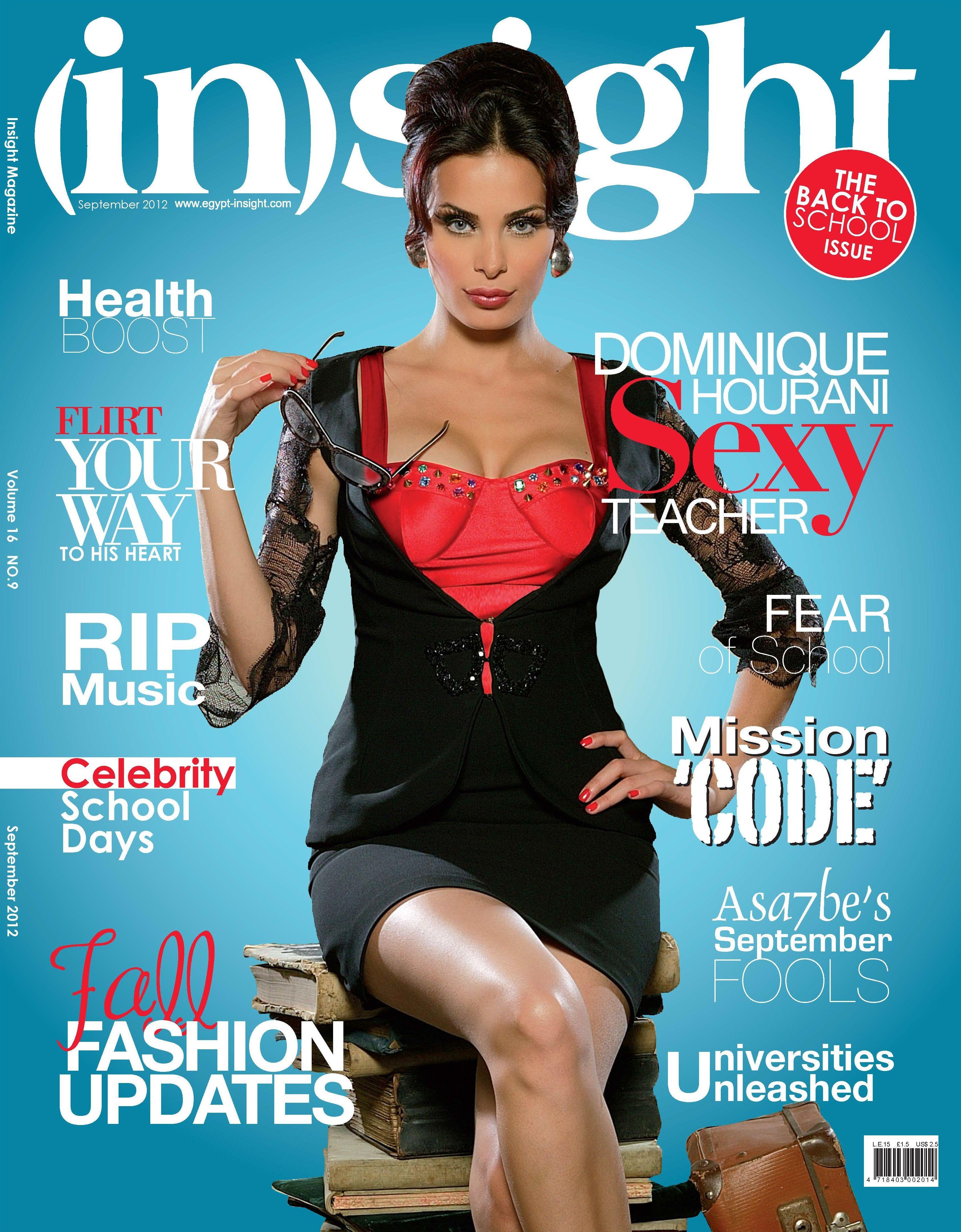 Insight Magazine September fashion, Coding school, Flirting