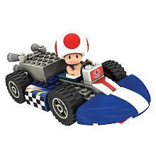Mario Build ToadChristmas Set K'nex Kart xBrdoCeW