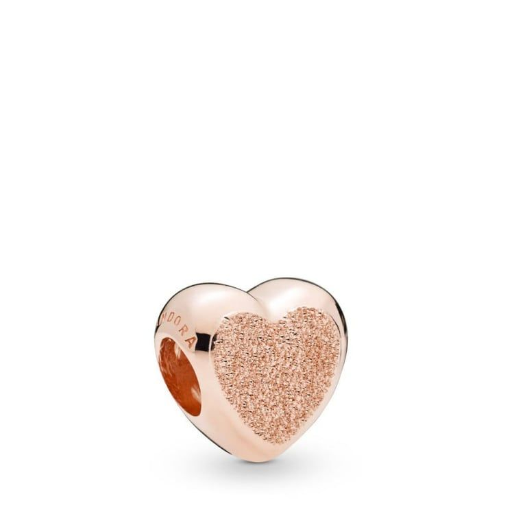 pandora charm originali cuore