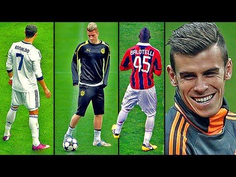 How To Improve Your Dribbling Skills - Play Like Messi, Bale & Robben Soccer Tutorial - YouTube