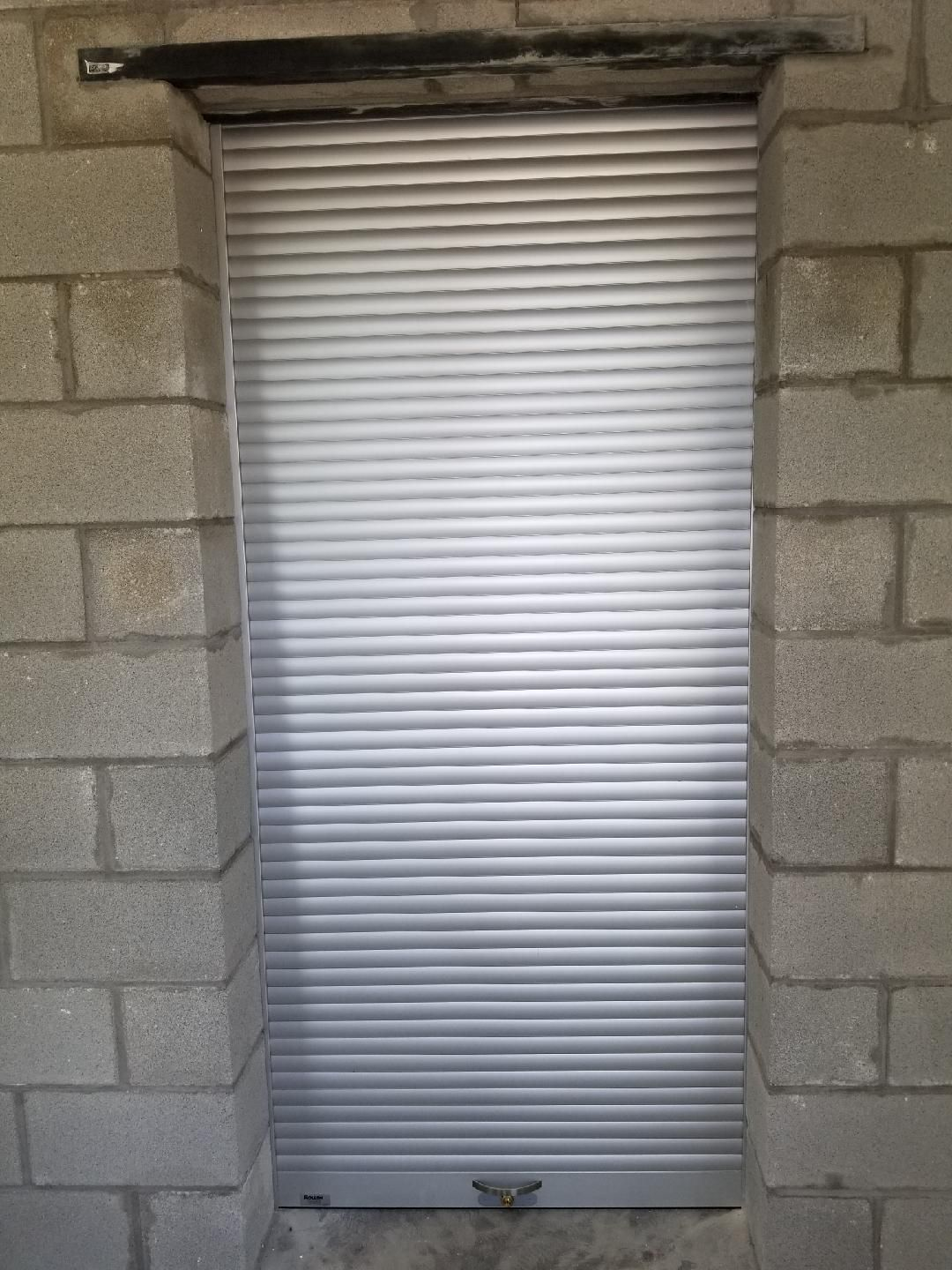 Does Your Business Need Another Level Of Protection A Rollok Rolling Security Shutter Or Door Can Be Built Aluminum Shutters Modern Shutters Plastic Shutters