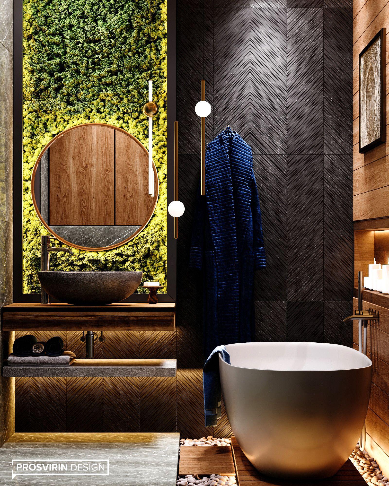 Greenery On Behance Best Bathroom Designs Bathroom Design Luxury Bathroom Interior Design Luxury hotel bathroom design