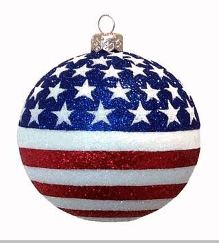 Usa Ornament Patriotic Christmas Patriotic Christmas Ornaments Patriotic Christmas Tree