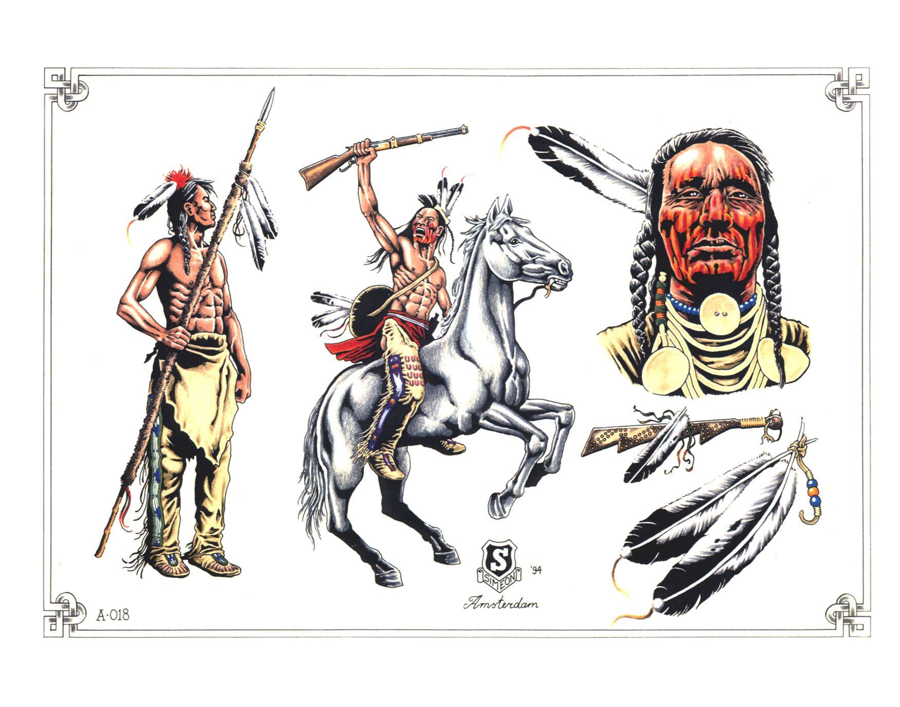 Images for native american warrior symbols native tats images for native american warrior symbols buycottarizona Images