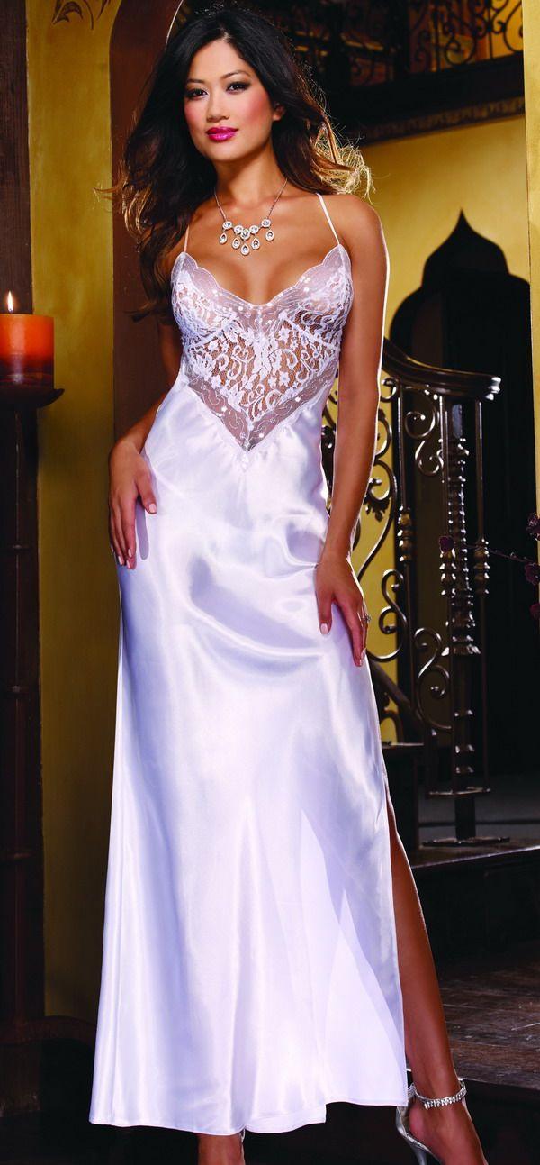 Seductive Shadows Sequin Gown - Spicy Lingerie   iç giyim / Lingerie ...