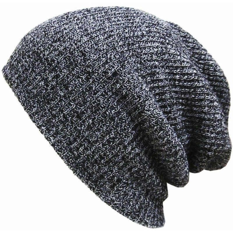 b8ad8ba0bb4 Unisex Men Women Knit Baggy Beanie Winter Hat Ski Slouchy Chic Knitted Cap  SP  fashion  clothing  shoes  accessories  mensaccessories  hats (ebay link)