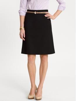 Modern A-line Skirt