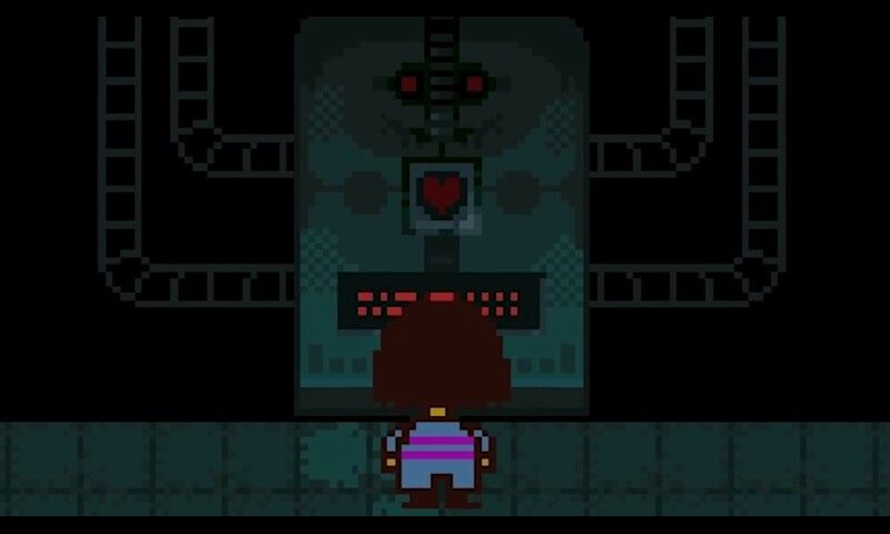 Another mystery: is that chara's soul? Whats it doing there? Why doesn't it move around like the other souls when they're in canisters?