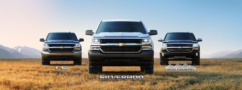 2016 Silverado 1500 Pickup Truck Trims 8 Silverado 1500 Pickup Trucks