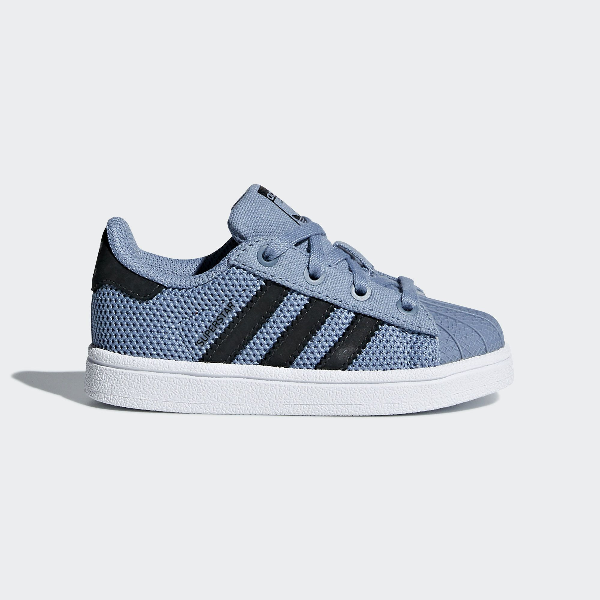 Shop for Superstar Shoes - Blue at adidas.co.uk! See all the ...