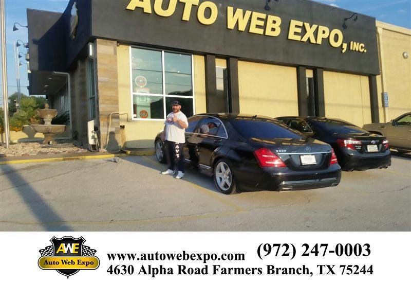 https://flic.kr/p/z5Lsys | Congratulations Diyaa on your #Mercedes-Benz #S-Class from George Ondarza at Auto Web Expo Inc! | deliverymaxx.com/DealerReviews.aspx?DealerCode=J789