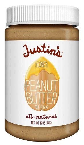 Justin's Nut Butter Honey Classic Peanut Butter, 16 Ounce