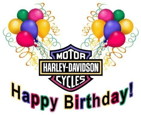 Create and share happy birthday harley davidson graphics and ...