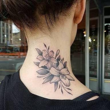 Pin By Pamela Swift On Tattoo Design Ideas Lily Tattoo Lily Tattoo Sleeve Lillies Tattoo