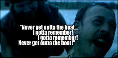 Image result for apocalypse now never get outta the boat