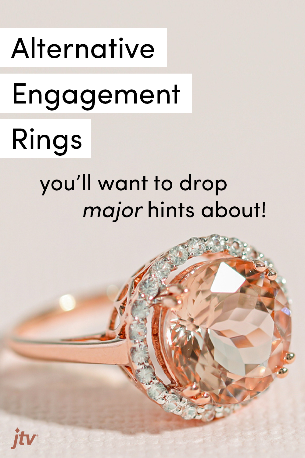 You'll want to drop major hints about these!