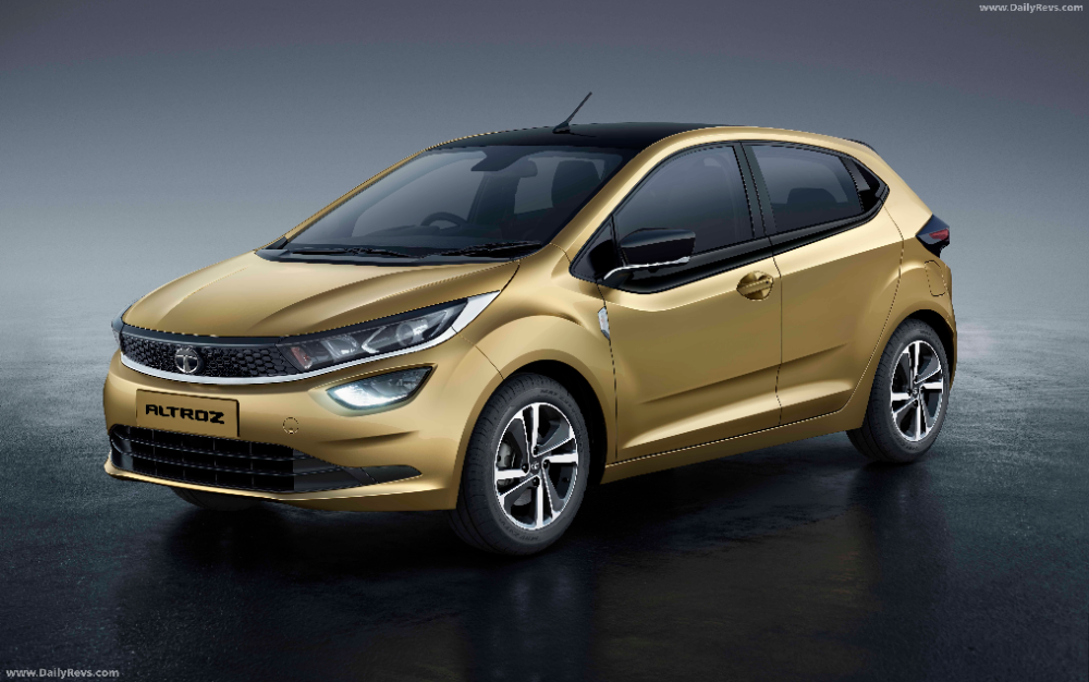 2020 Tata Altroz Dailyrevs In 2020 Tata Motors Tata Honda Jazz