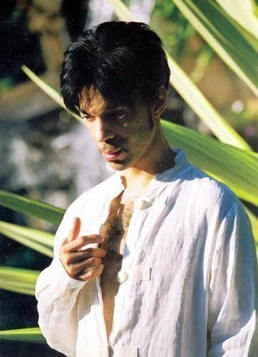 Prince in Hawaii: An Intimate Portrait of an Artist Photo Afshin Shahidi. December 2003.