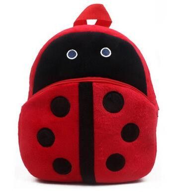 735b4b11ff Lovely plush minnie school bag CHILDREN BACKPACK kid Satchel for child pink  red minnie mochila