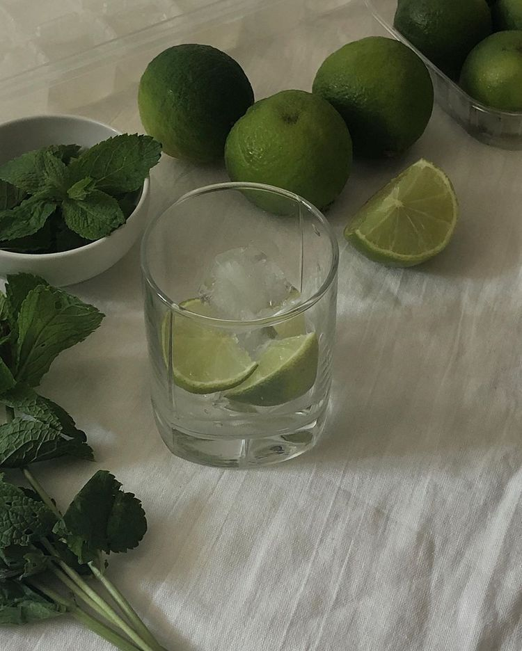 Intermittent Fasting | Aesthetic Water and Lemon |